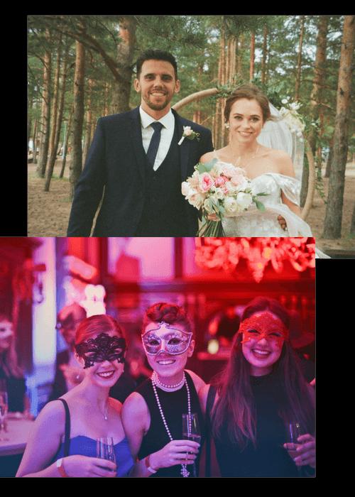 nunta predeal